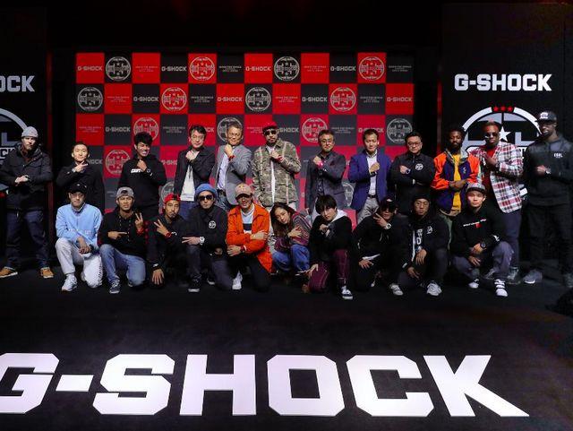卡西欧G-SHOCK闪耀35周年庆,坚韧不止,无惧挑战 SHOCK THE WORLD上海站圆满落幕