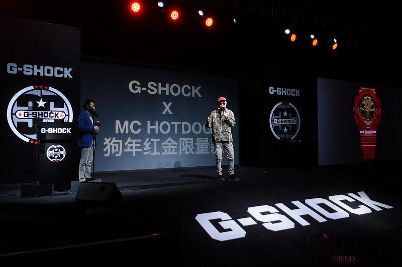 卡西欧G-SHOCK闪耀35...