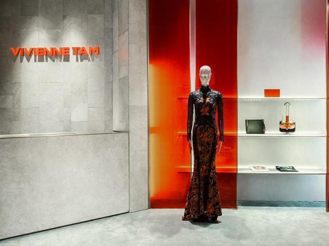 享誉全球的美国设计师品牌VIVIENNE TAM登陆北京