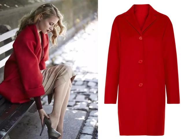 喜庆日子里家长要求穿红色,怎么穿才不土?