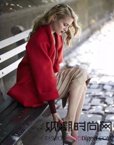 喜庆日子里家长要求穿红色,怎...