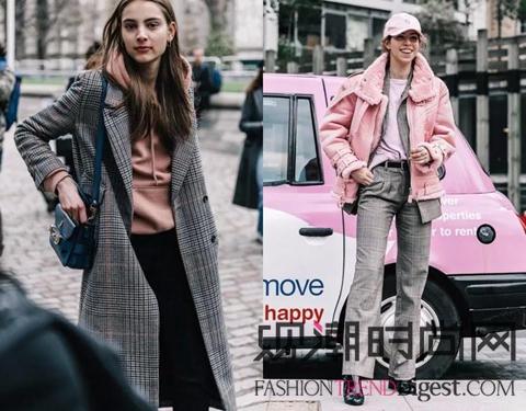 2018深秋最时髦的三种颜色...
