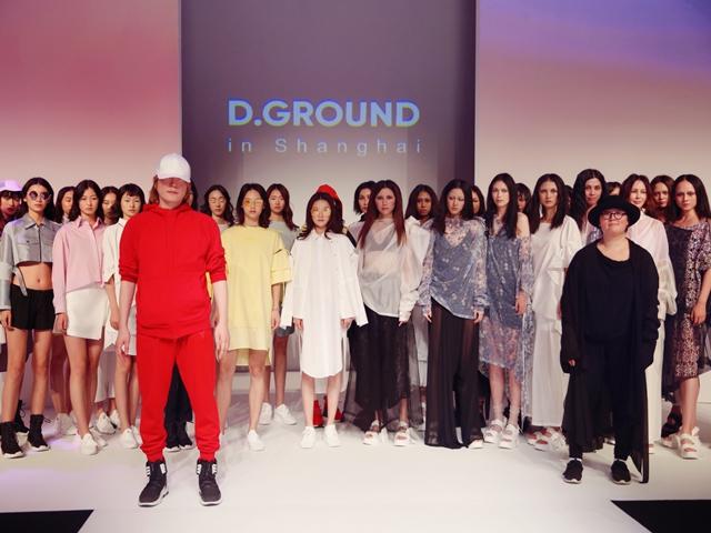 J WOO 及 gaze de lin 2019春夏上海时装周发布