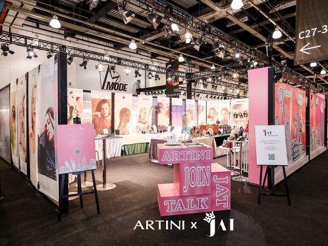 ARTINI联合时尚新势力JAT SHOWROOM亮相上海时装周