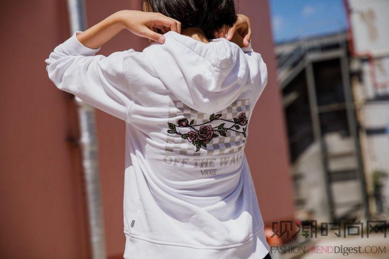 Vans全新推出秋季男女服饰系列