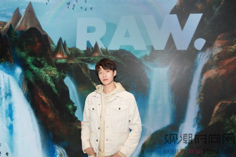 G-STAR RAW携手魏大...