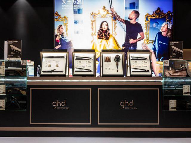 英国一线专业美发产品ghd亮相BEST OF BRITISH英伦精选展 引爆美发界潮流黑科技Platinum+ 呈现高端英伦生活方式