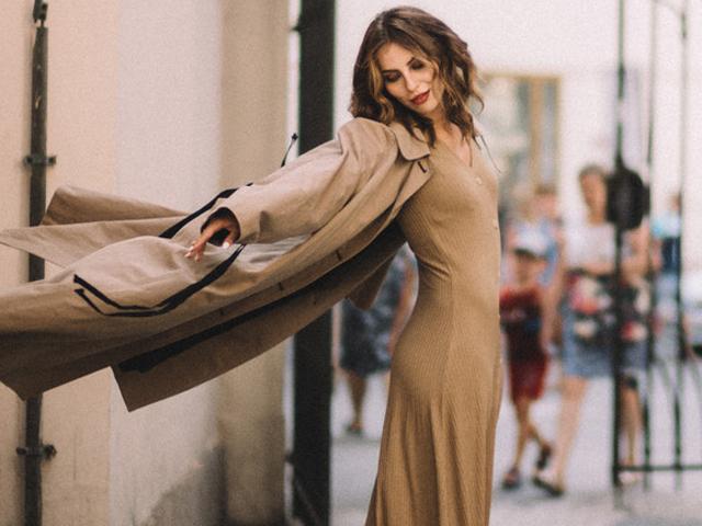 速取~送你的深秋时髦服装搭配