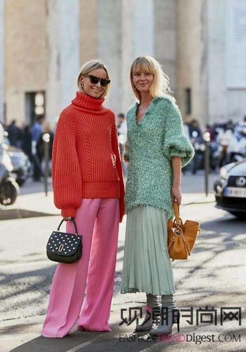 今年时髦毛衣来一波!哪款你最爱?