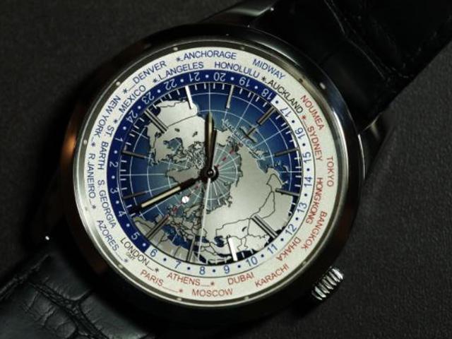 一只表就是全世界,三款世界时腕表推荐