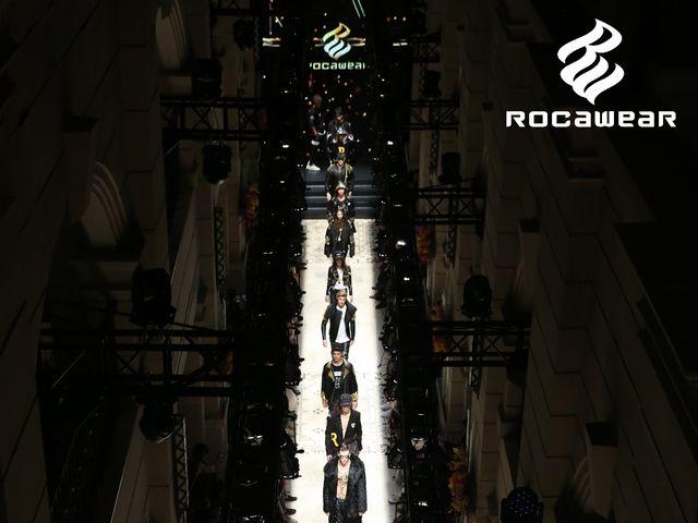 BOOM FOR REAL(真正的轰动)世界潮流王者品牌ROCAWEAR 进入中国 外滩发布首秀
