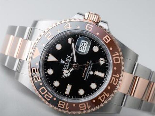 金与钢的相逢 那些经典的间金奢侈腕表
