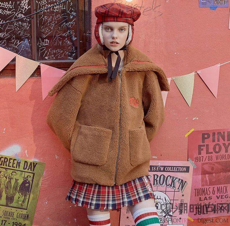 这个冬天 时尚和保暖的完成度...