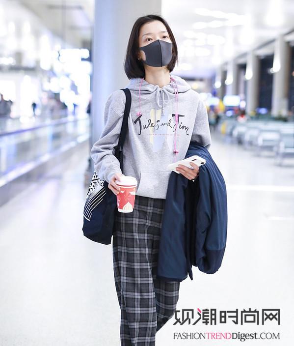 秦岚、吴谨言等时尚女明星最新...