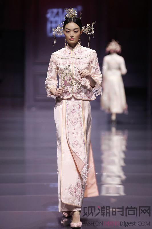 中国风尚时装周,倒叙上演一场...
