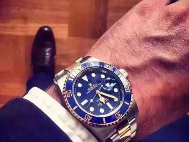 推荐三款蓝色调的腕表,装点您的秋冬穿衣搭配