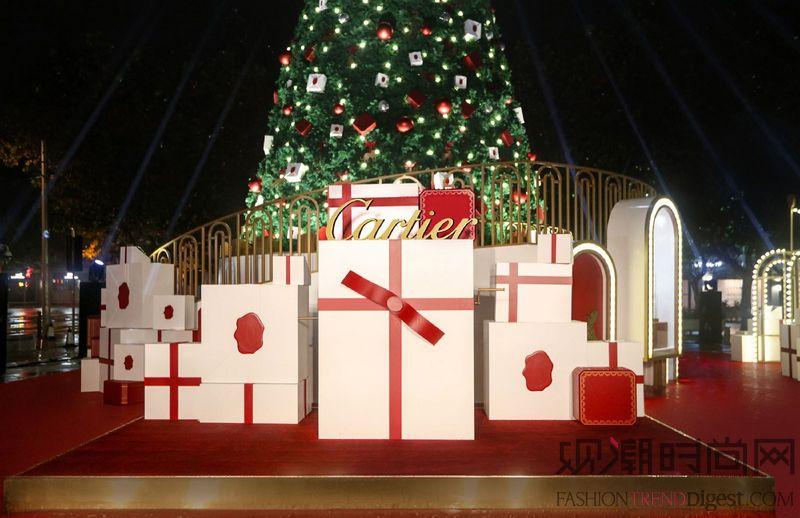 绮丽冬日 寻梦圣诞 卡地亚与...