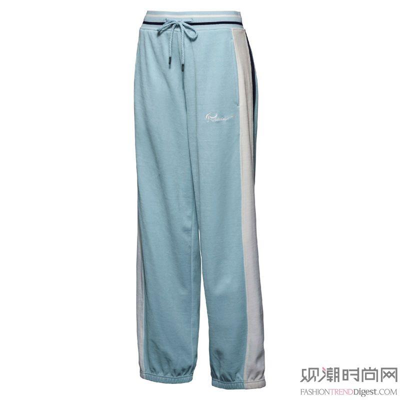 侧条纹长裤 究竟还有哪些新花样?