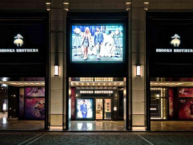 Brooks Brothers两百周年之际,上海太古汇店铺全新开幕