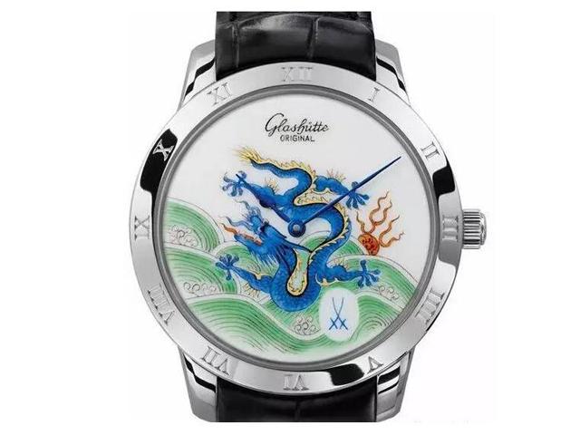 腕表流行中国风 龙表依旧得人心