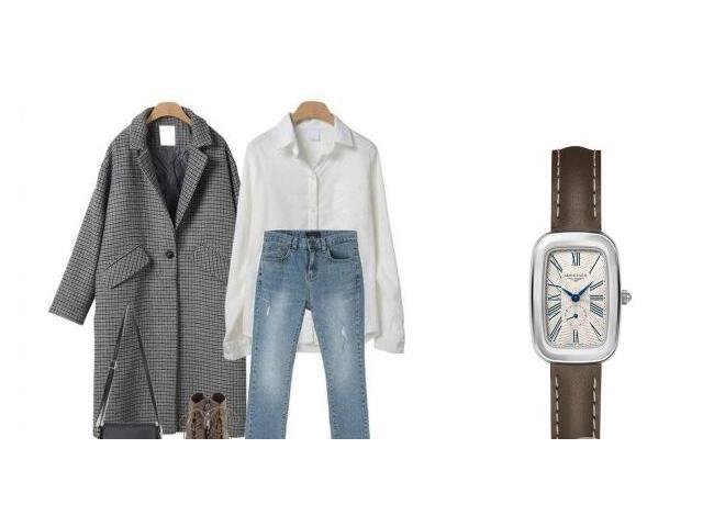 你的穿搭腔调适合怎样的腕表Style?