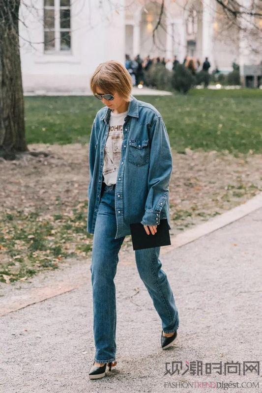 春风一吹 我就真的只想穿牛仔