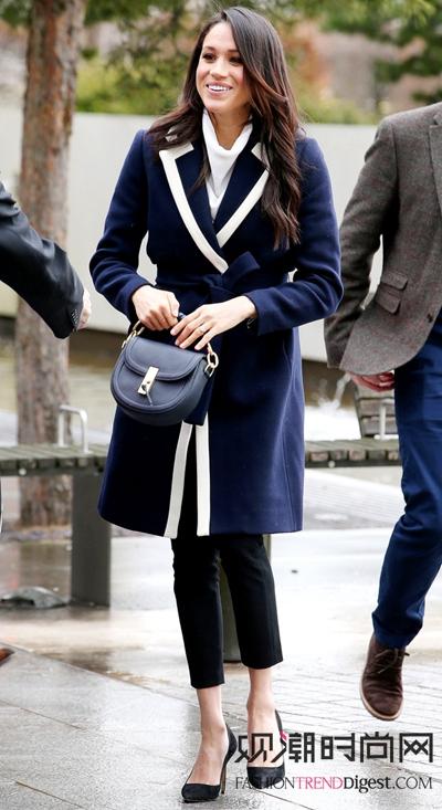 早春三月,欧美女星们得时尚街拍