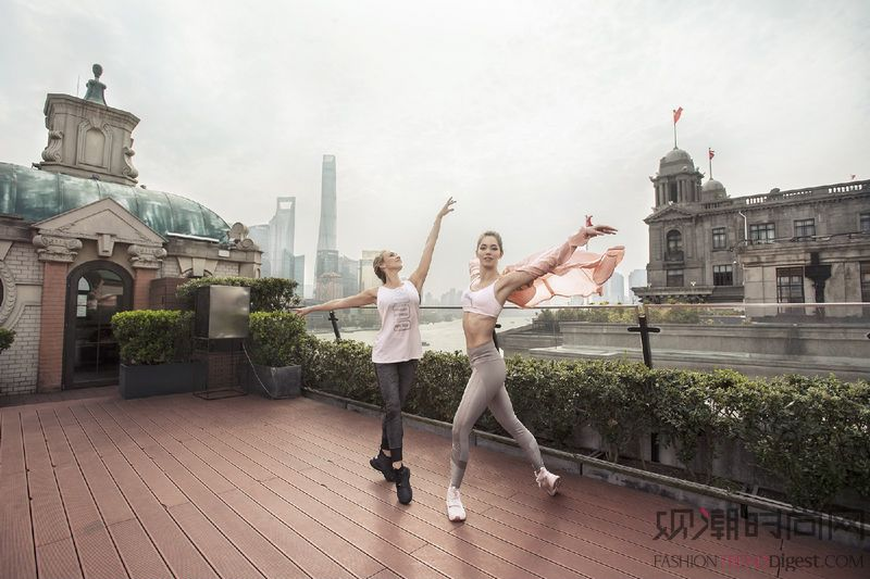 PUMA X 纽约城市芭蕾舞...