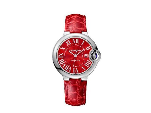 本命年的红可以很炫酷 红色腕表推荐