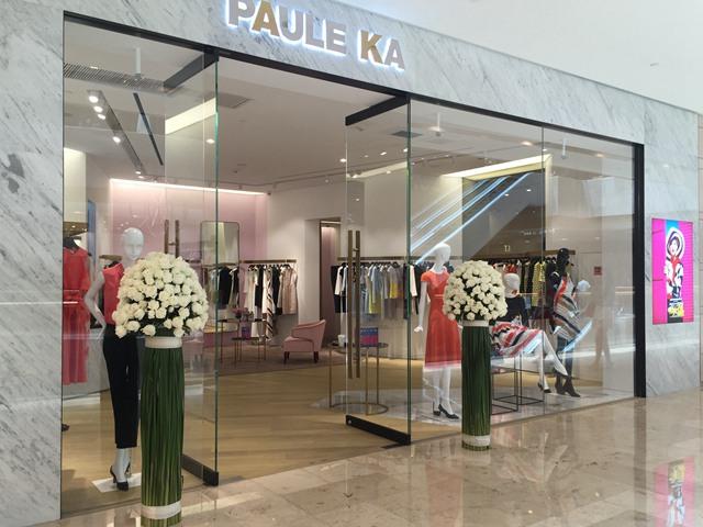 PAULE KA|法国经典女性柔美点亮上海时装周