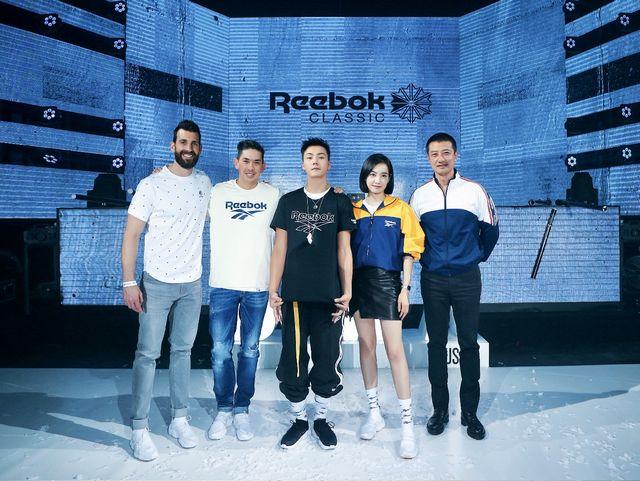 未来再定义Reebok DMX FUSION瞩目首发 陈伟霆、宋茜、Rae Sremmurd开启革新未来时刻