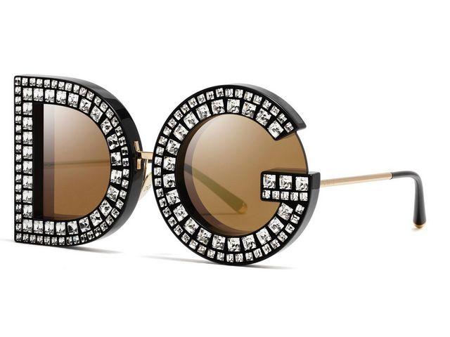 Dolce&Gabbana 2018春夏系列 DG CRYSTAL太阳眼镜