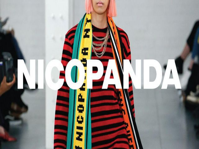 著名前卫造型师NICOLA FORMICHETTI用个性震撼上海时装周