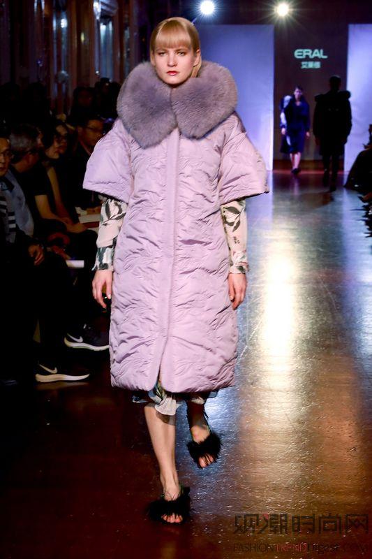 艾莱依时尚觉醒,开启跨时空的...