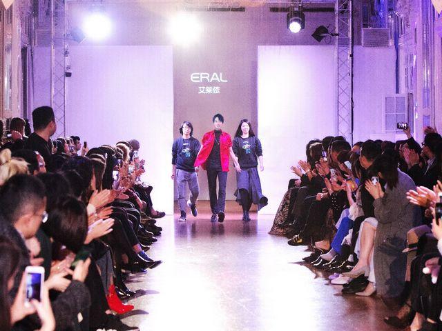 艾莱依时尚觉醒,开启跨时空的美学之旅 2018艾莱依秋冬系列巴黎时装周发布秀