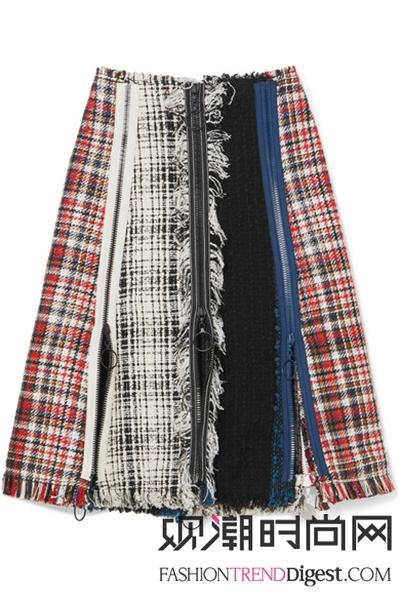 时髦货:春装搭配有了这3条裙...