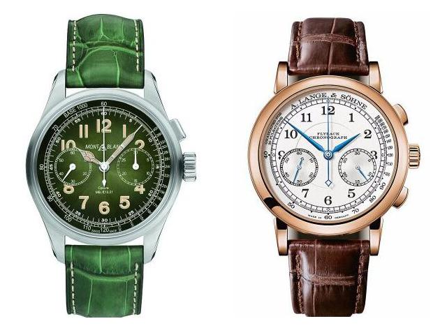 男人总要有枚计时腕表 三款新款计时腕表推荐