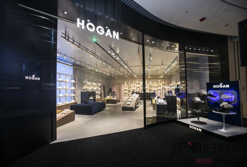 HOGAN上海IAPM精品店...