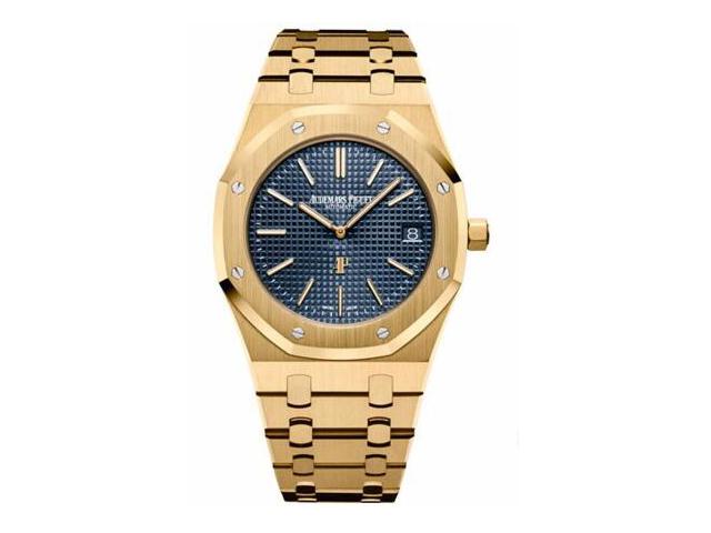 总要有一枚黄金腕表 三款贵金属腕表推荐