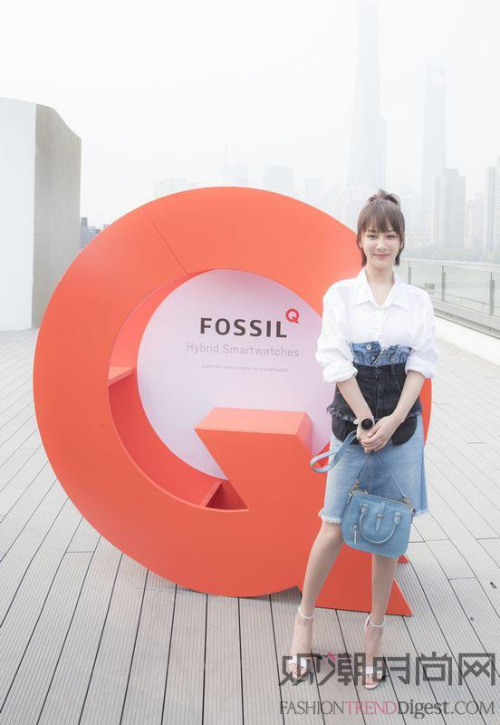 Fossil全球形象代言人 ...