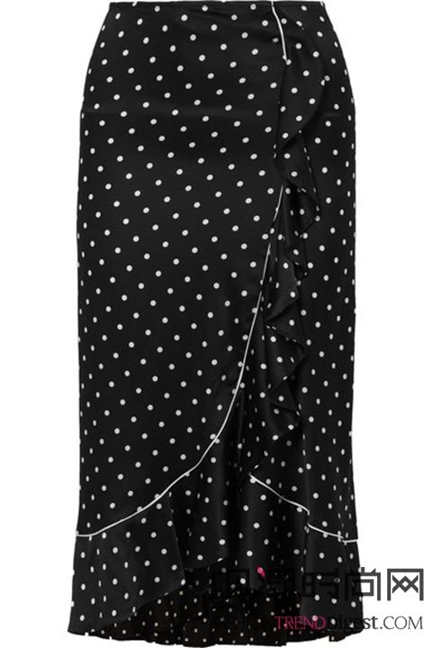 开叉裙时髦,但你知道你适合哪款吗?
