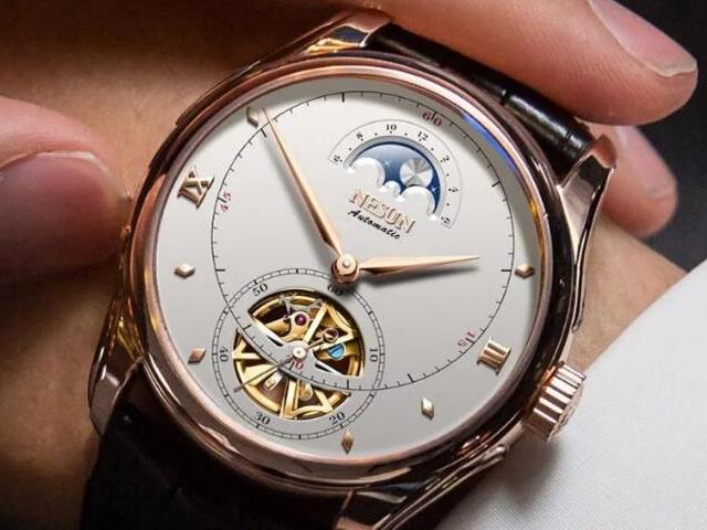 男人尽量少戴杂牌手表,六月上市新款手表