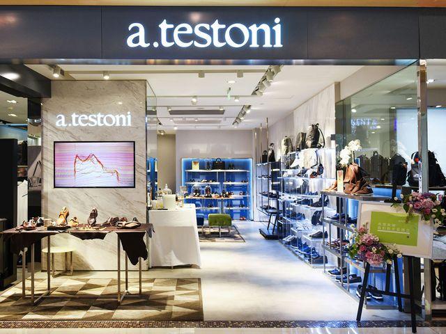 意大利顶级奢华鞋履品牌a.testoni上海久光店开幕 品牌同时开启2018当代艺术家合作项目
