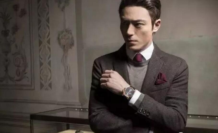 个人气质与腕表设计的契合,三...