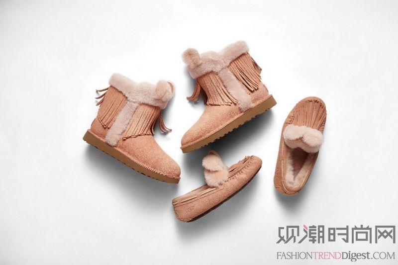 UGG 2018秋冬新品尽展...