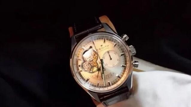 男士就应该佩戴气质腕表,大表...