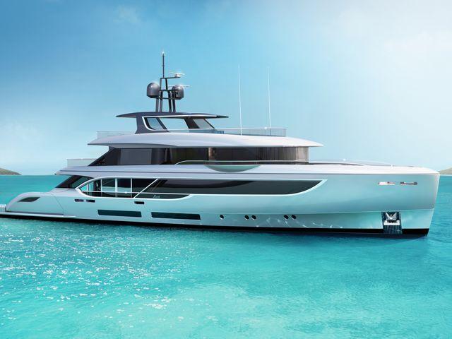 贝尼蒂全新动力艇Oasis 135'诠释新生活方式
