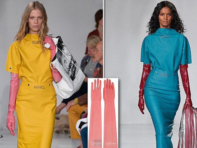 上海大学巴黎国际时装艺术学院毕业秀暨2019春夏流行趋势发布