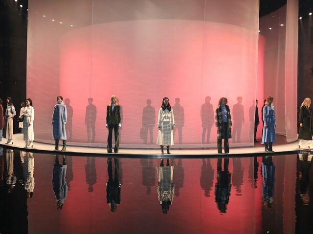 MASSIMO DUTTI再度联袂天猫拉开亚洲第二场时装秀帷幕