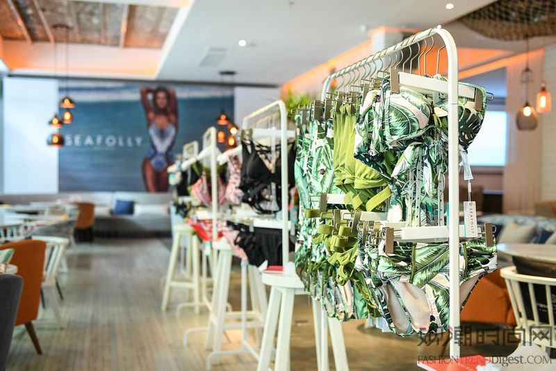 澳洲时尚泳装品牌SEAFOL...